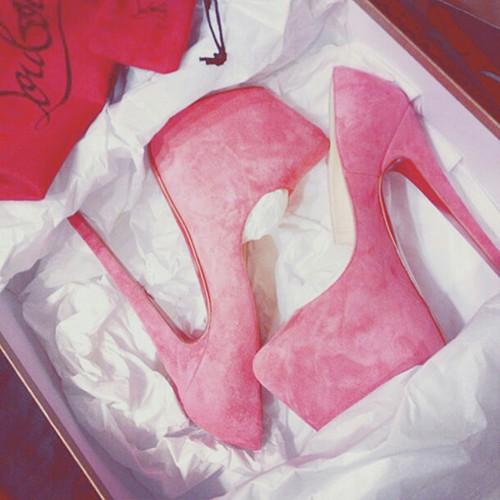 algodon de azucar zapatos