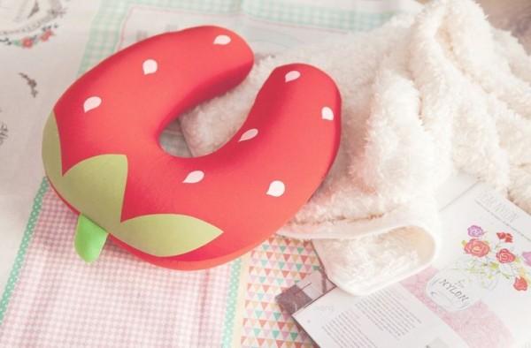 almohada fresa