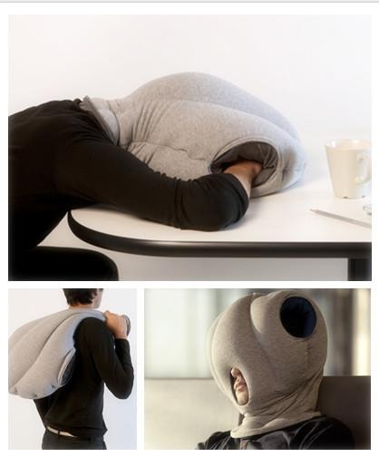almohada portatil