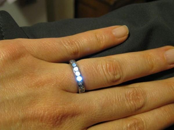 anillo led