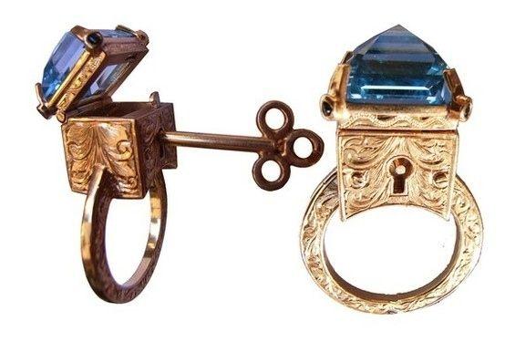 anillo secreto