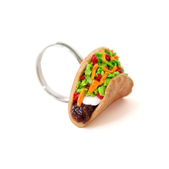 anillo taco