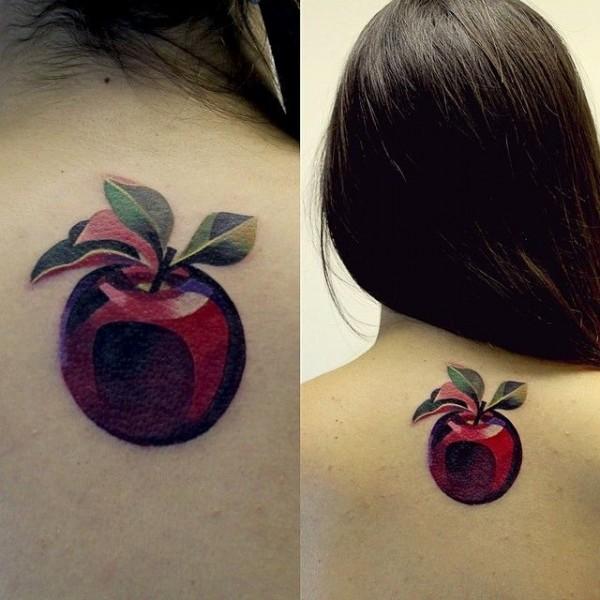 19 Mini Tatuajes Para Los Amantes De La Comida