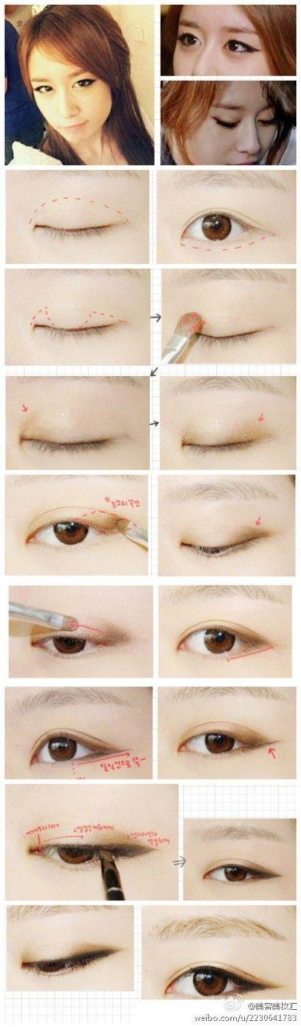 asiaticos ojos
