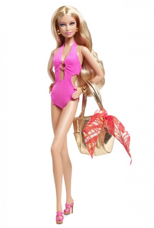 bañador barbie
