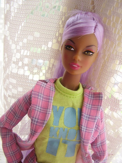 barbie african