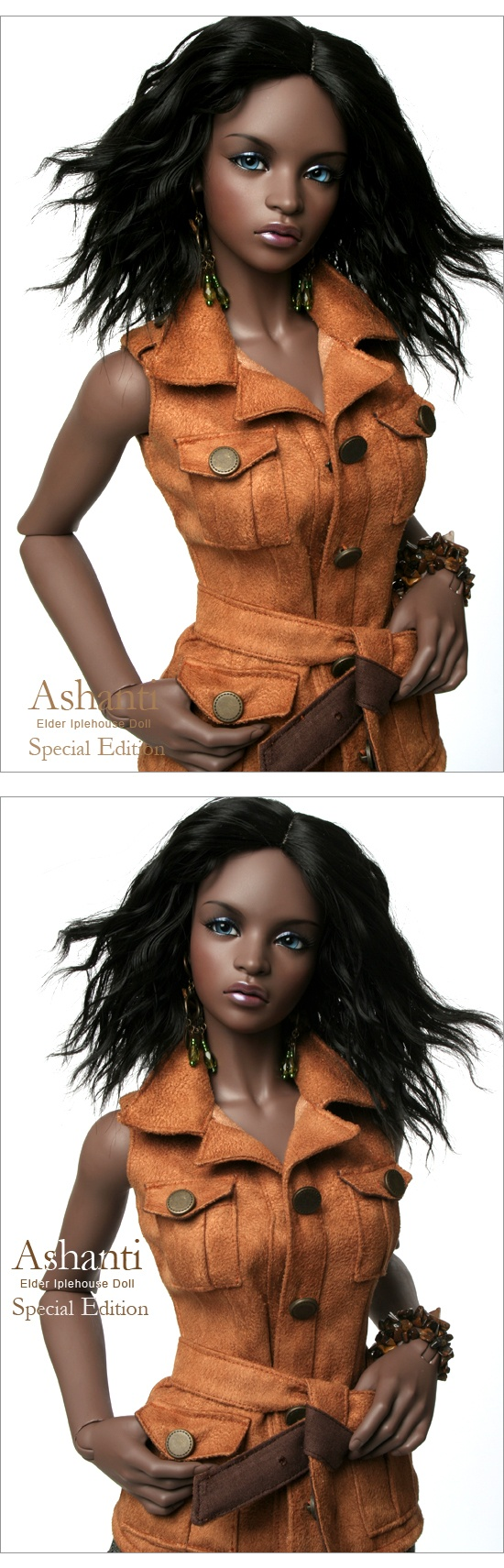 barbie africana