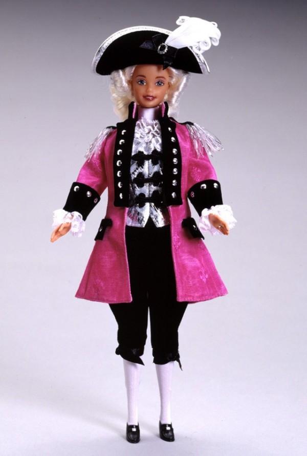 barbie pirata