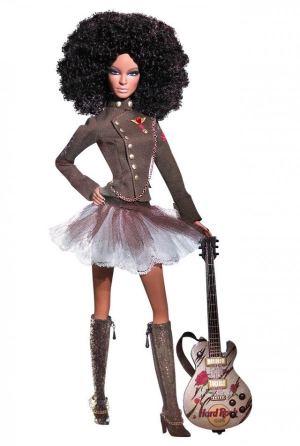 barbie rockera