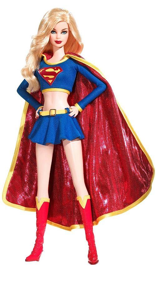 barbie supergirl