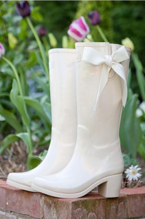 botas novia