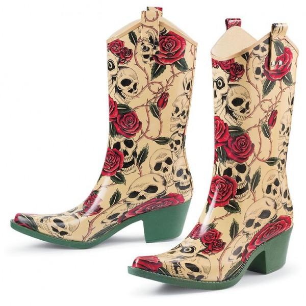 botas vaqueras lluvia