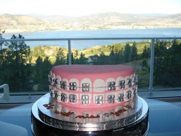 brace cake