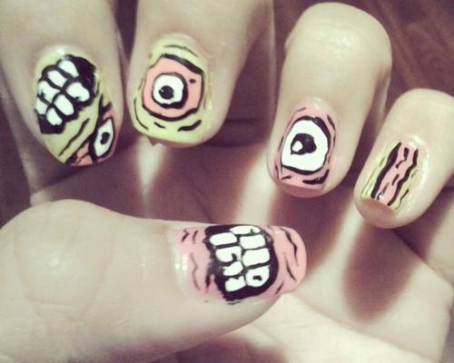 brain nails