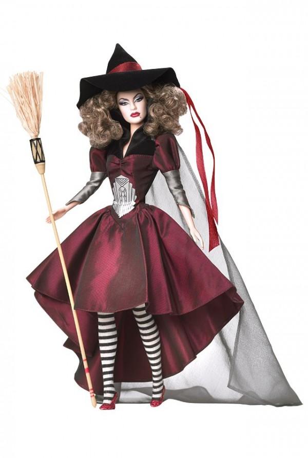 bruja barbie