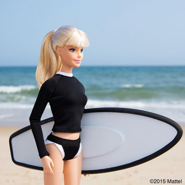 buceo barbie