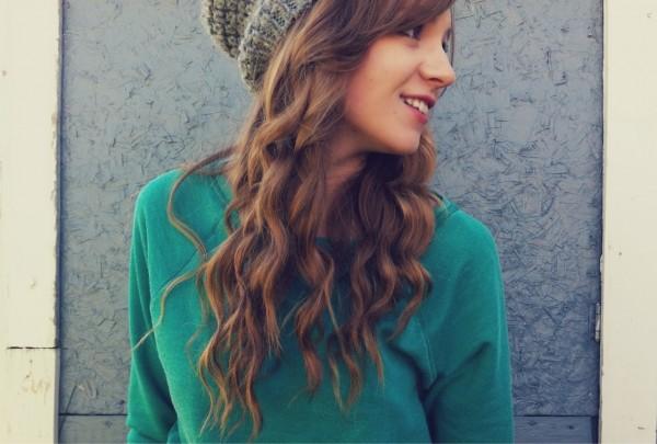 cabello lindo