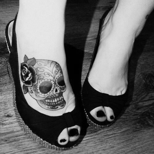 calavera _tatuaje