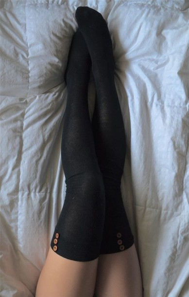 calcetas a la rodilla