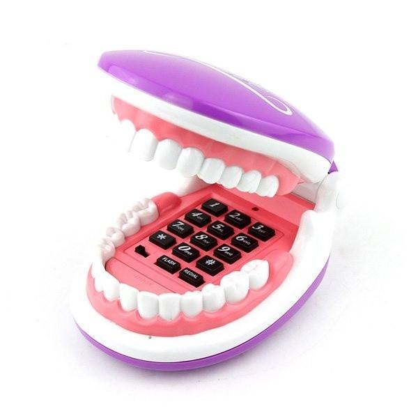 celular dientes