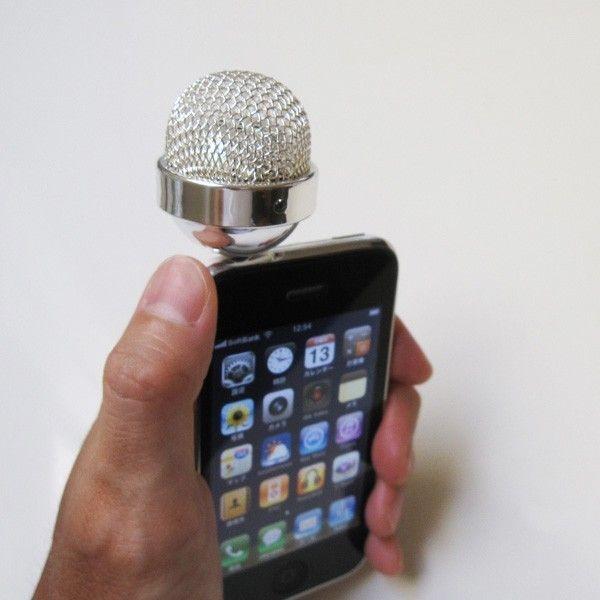 celular microfono