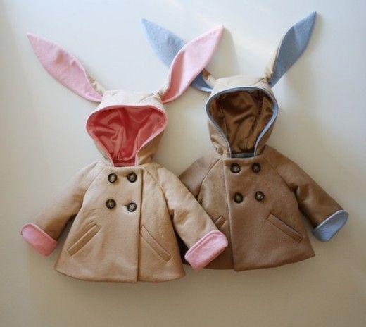 chamarra conejo