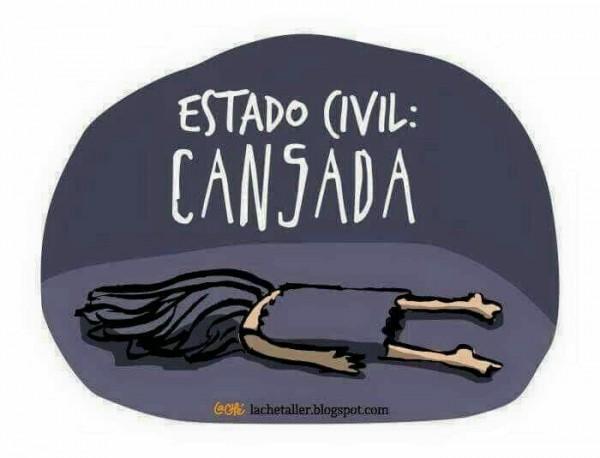 civil cansada