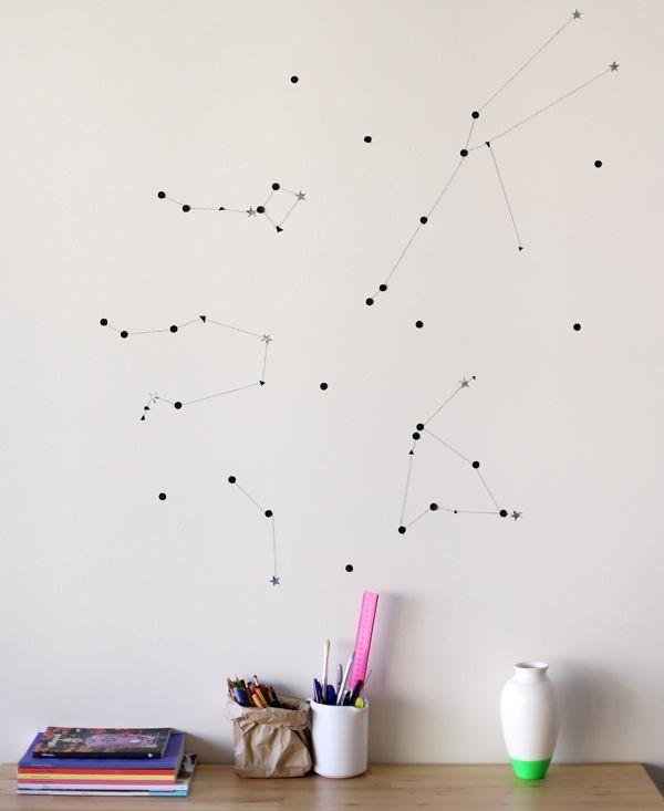 constelación estampas