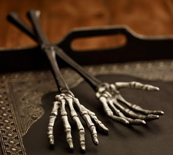 cuchara esqueleto