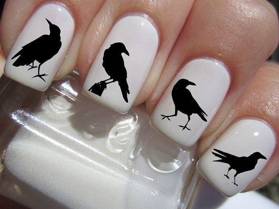 cuervos estampas