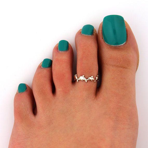 delfin anillo