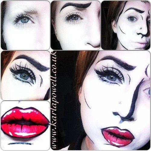dibujo-maquillaje