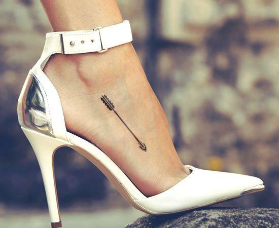flecha tatuaje