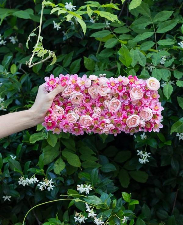flores bolso