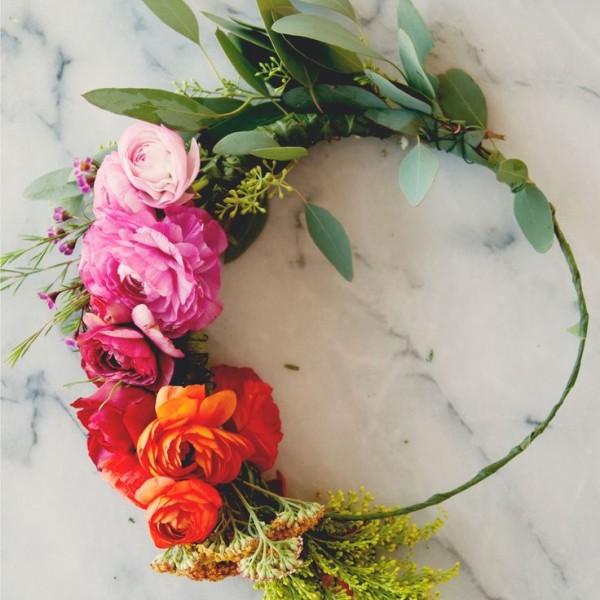 flores corona