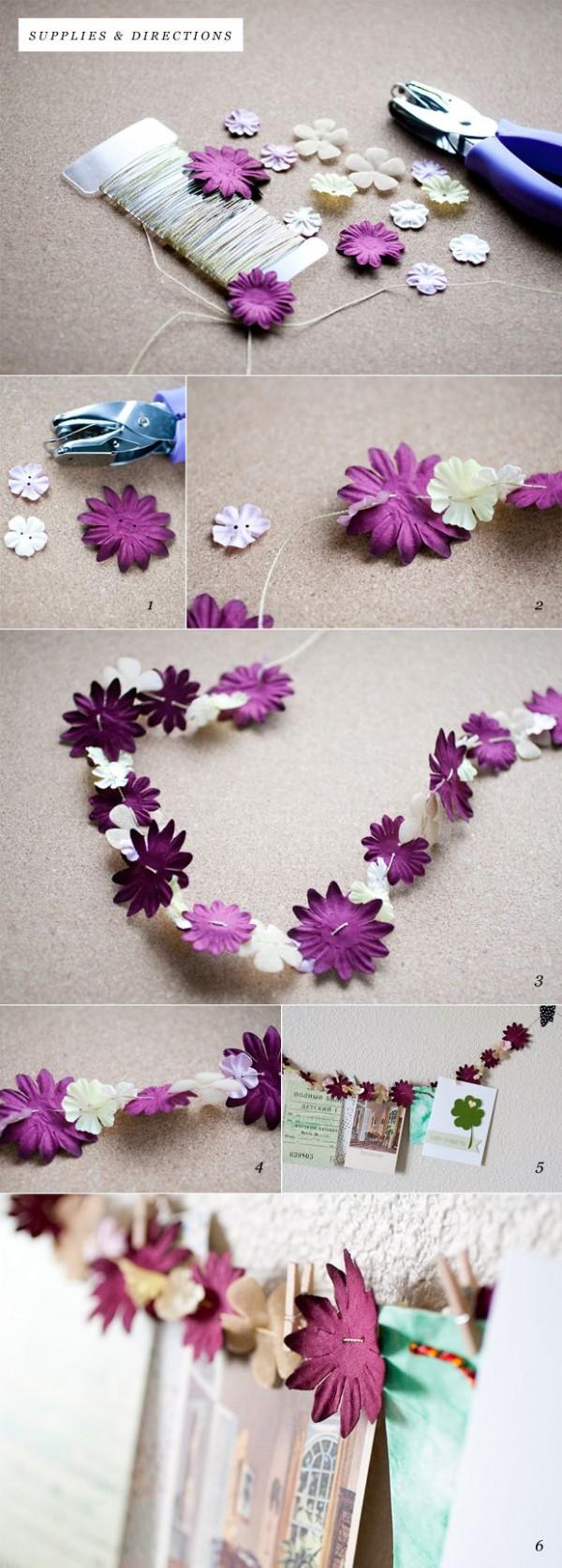 flores plastico