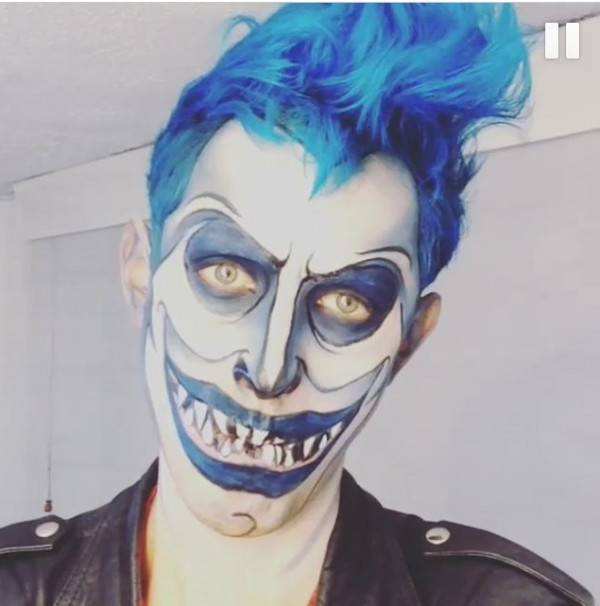 hades maquillaje