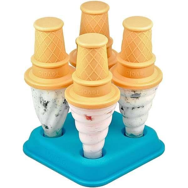 helado molde