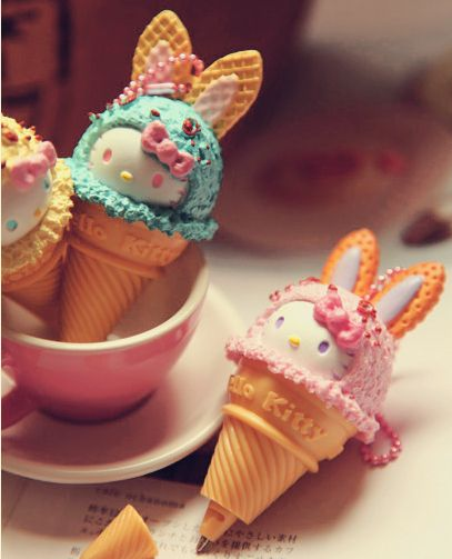 hello kitty helado