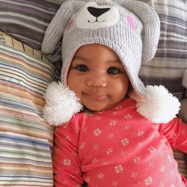 hermosa bebe