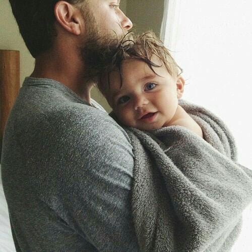 hijos papás