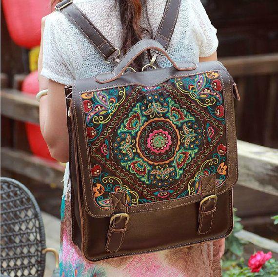 hippie mochila