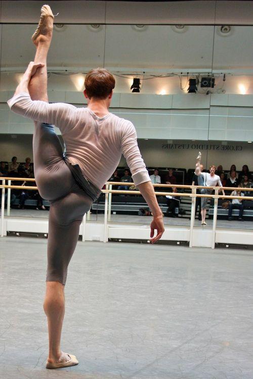 hombre ballet