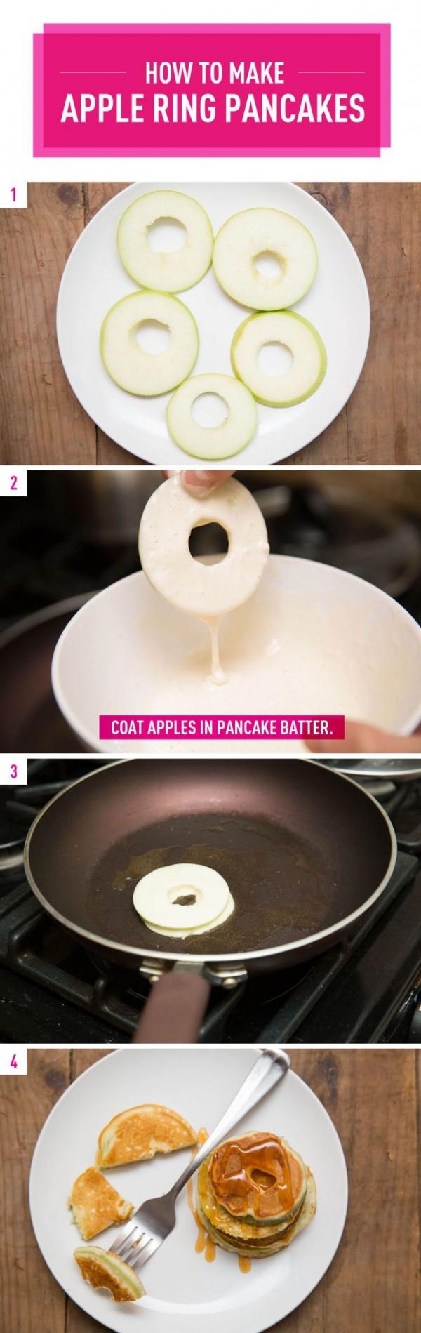 hotcake manzana