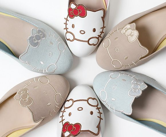 kitty zapatos