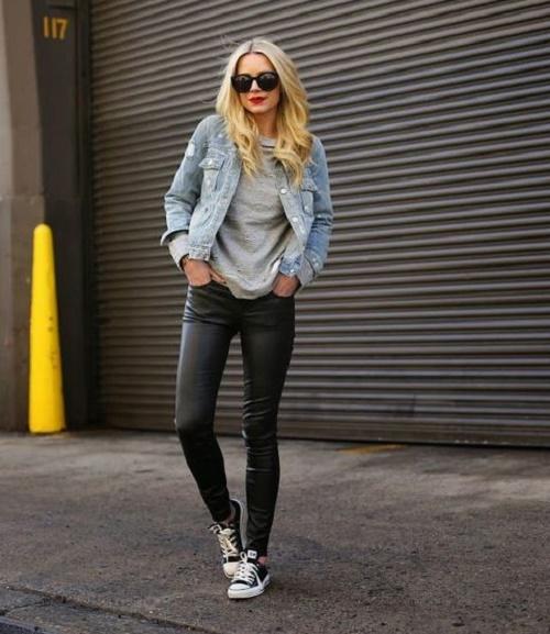 leegins jeans