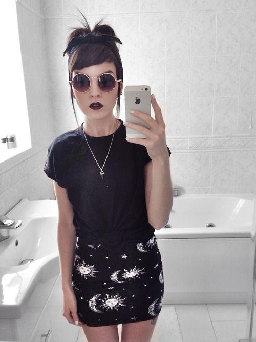 lentes negros