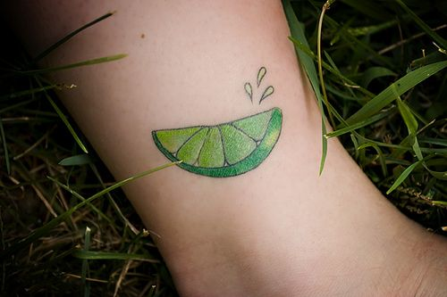 limon tatuaje