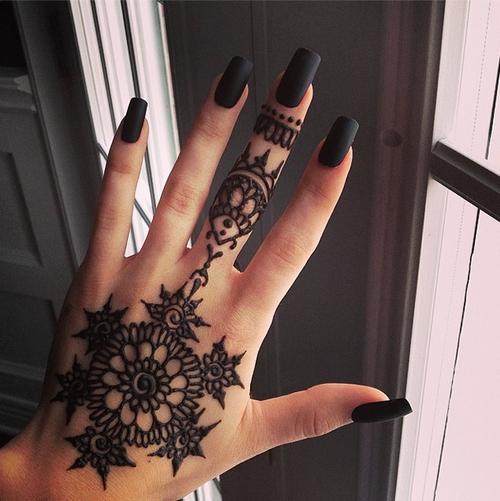 mandala tatuaje