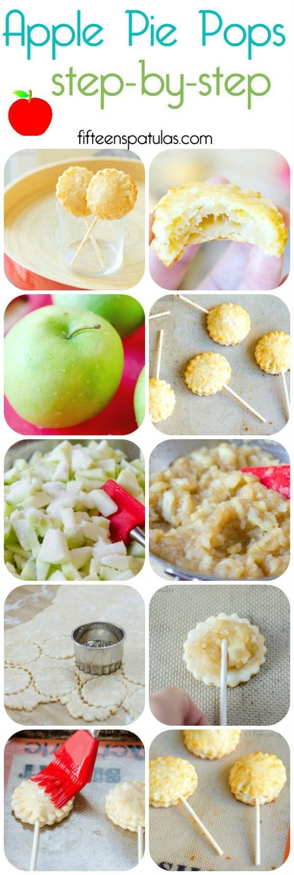 manzana pops